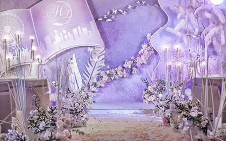 紫色-就像那夜街头上你的吻-浪漫醇香